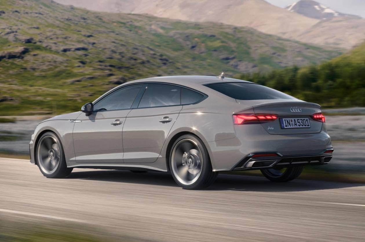 Image 3: Audi A5 Diesel Sportback 35 TDI S Line 5dr S Tronic