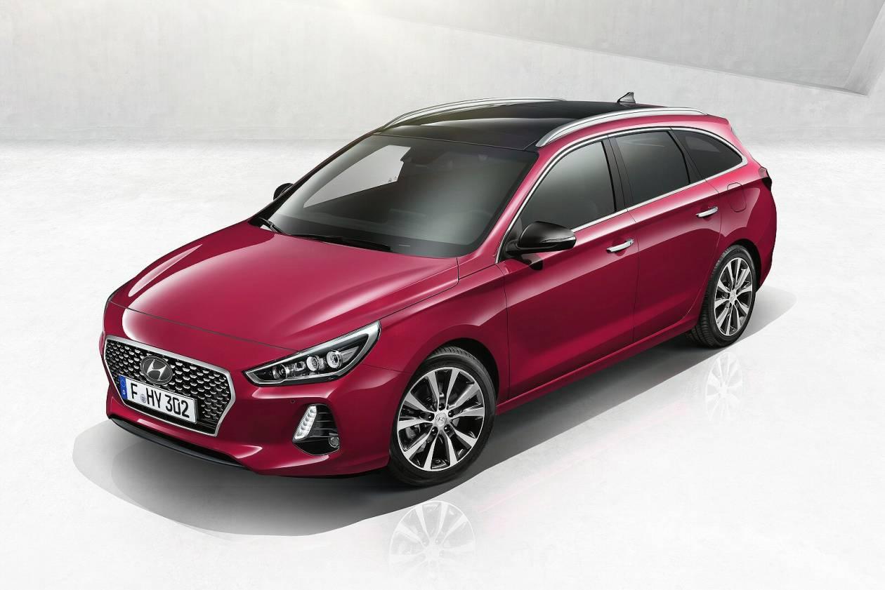Image 3: Hyundai I30 Tourer 1.0T GDI S 5dr