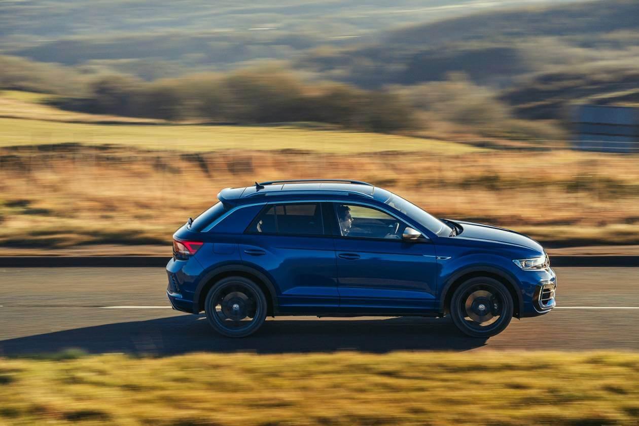 Image 5: Volkswagen T-ROC Hatchback 2.0 TSI R 4motion 5dr DSG