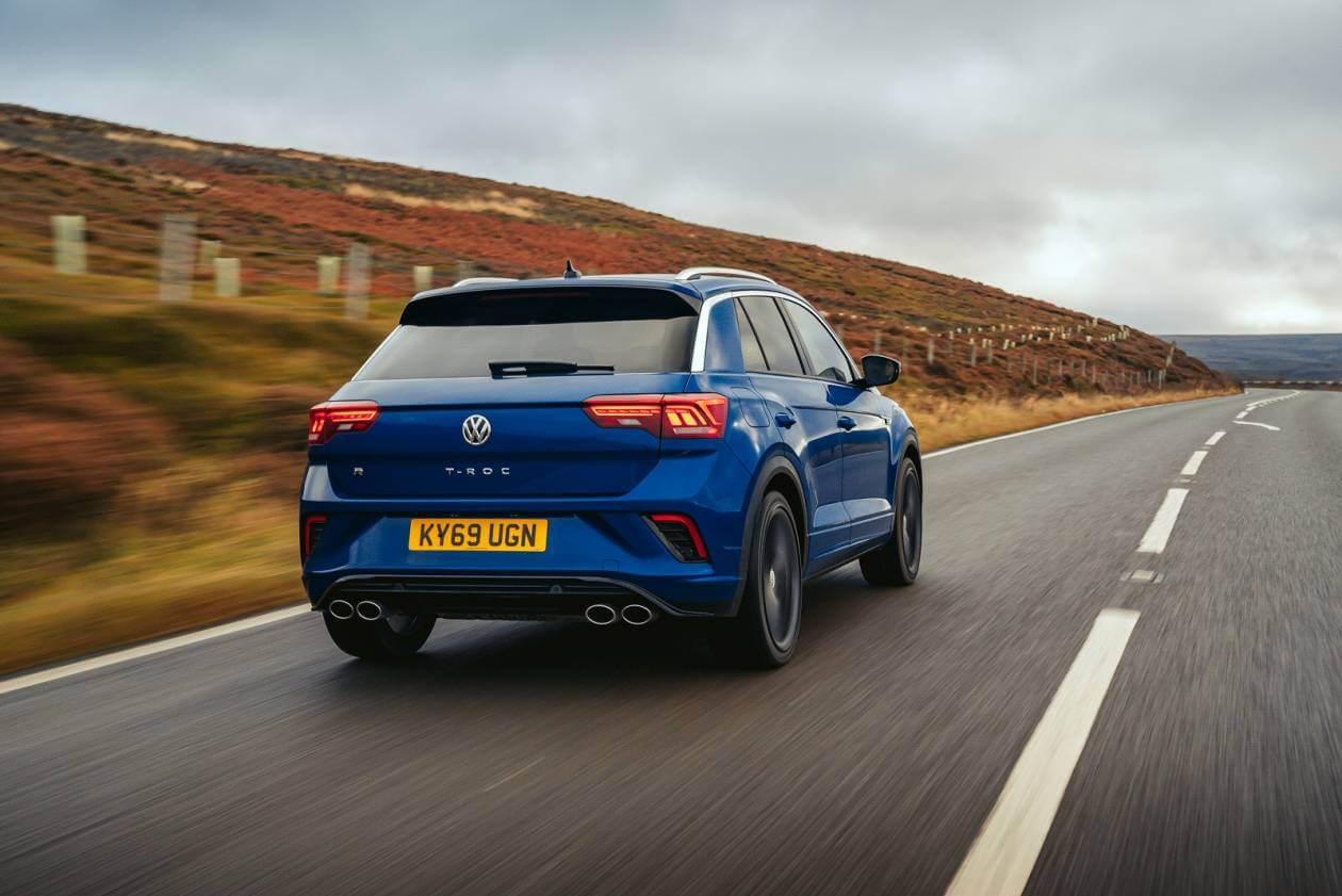 Image 6: Volkswagen T-ROC Hatchback 2.0 TSI R 4motion 5dr DSG