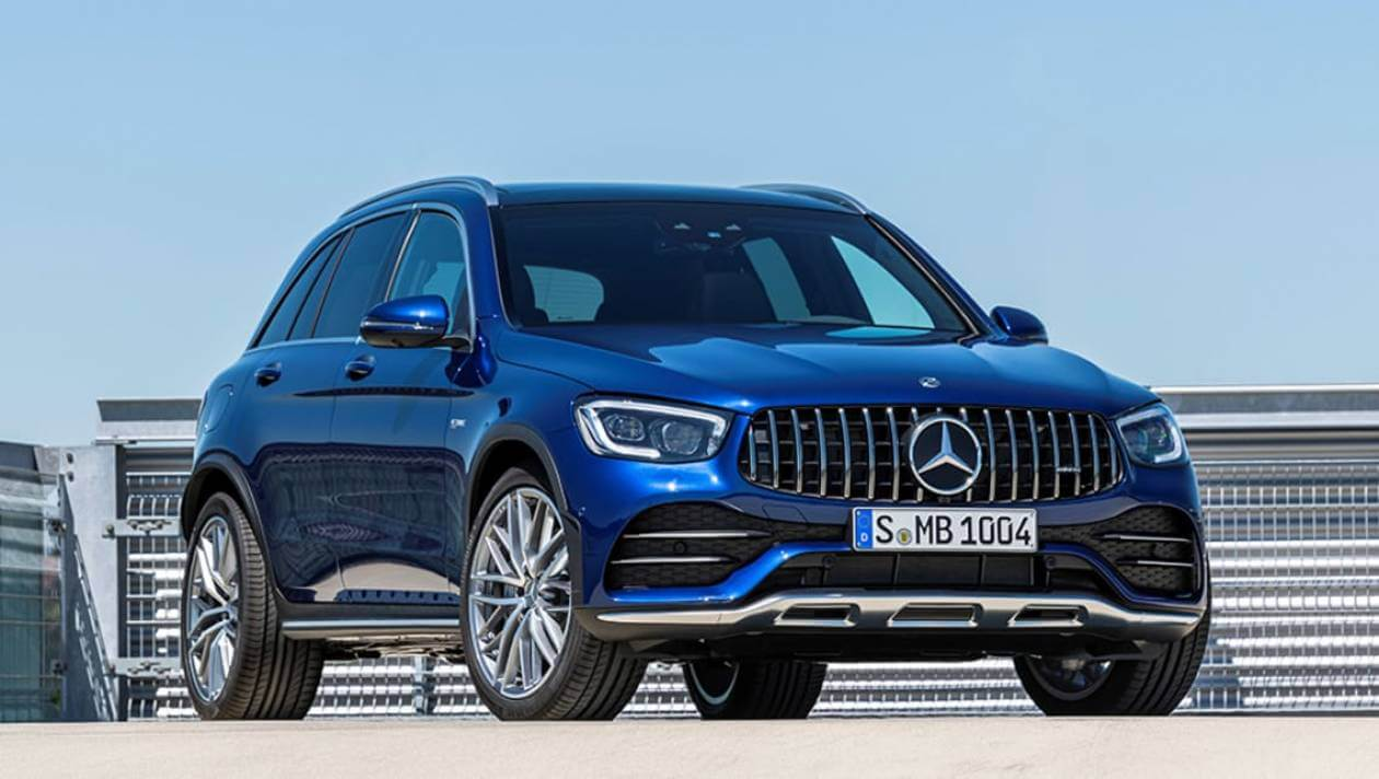 Image 1: Mercedes-Benz GLC AMG Estate GLC 43 4matic 5dr MCT