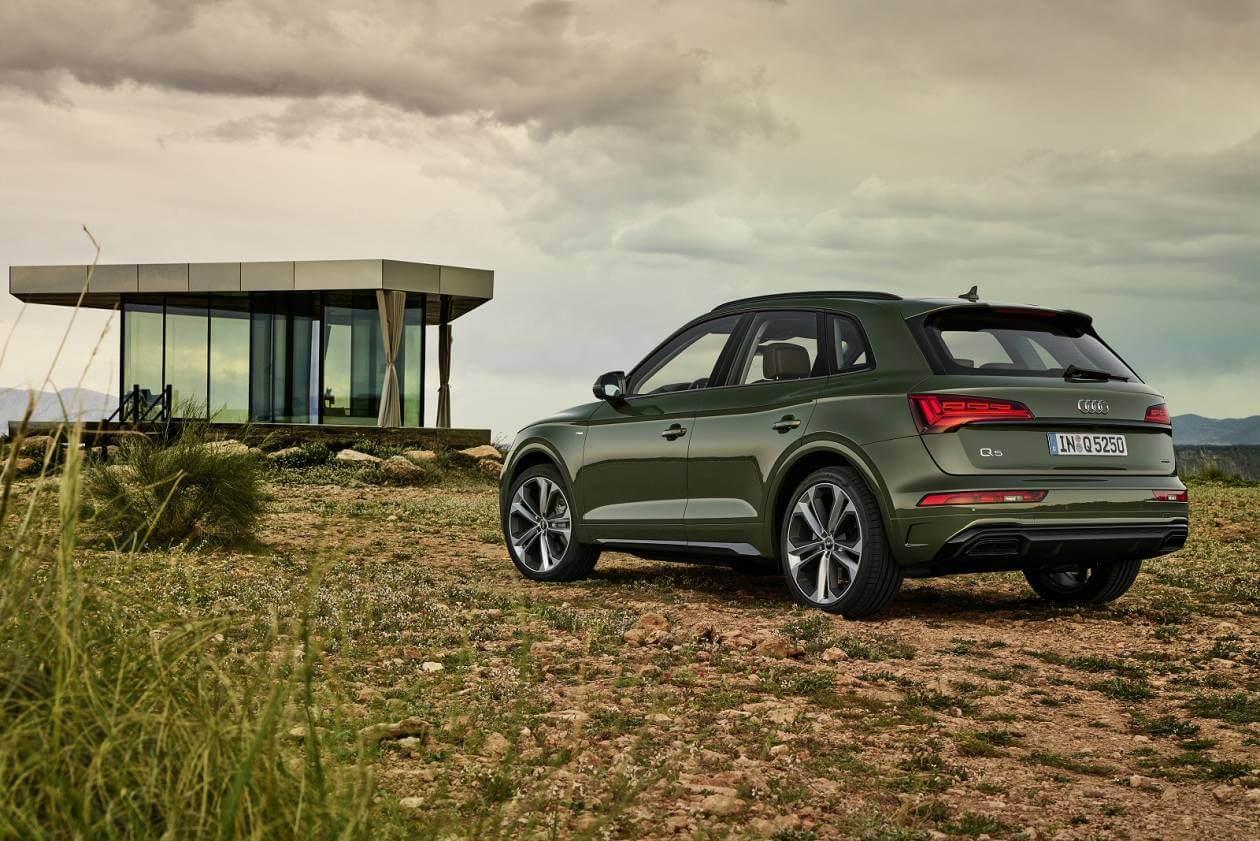Image 1: Audi Q5 Diesel Estate 40 TDI Quattro Black EDN 5dr S Tronic [tech Pack]