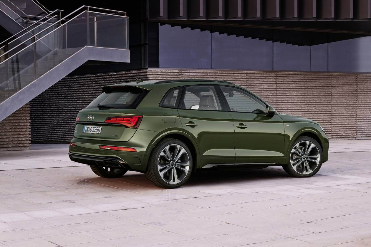 Image 3: Audi Q5 Diesel Estate 40 TDI Quattro Black EDN 5dr S Tronic [tech Pack]