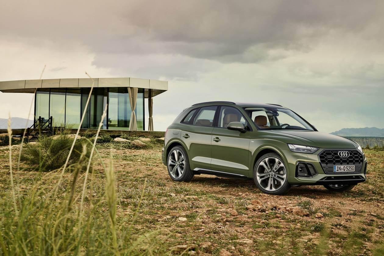 Image 6: Audi Q5 Diesel Estate 40 TDI Quattro Black EDN 5dr S Tronic [tech Pack]