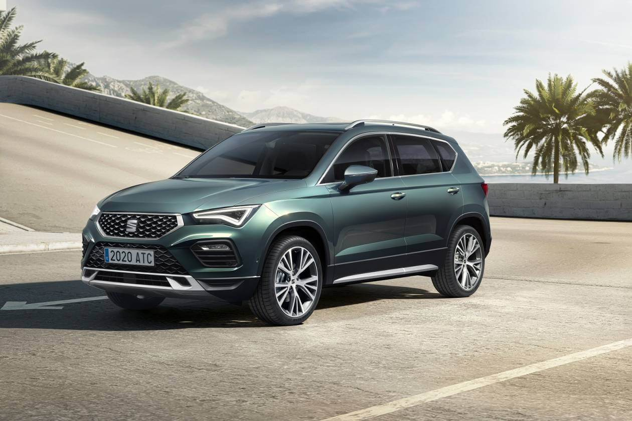 Image 1: Seat Ateca Estate 1.0 TSI Ecomotive SE Technology [EZ] 5dr