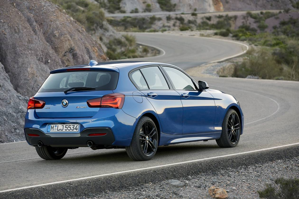 Image 1: BMW 1 Series Hatchback M135i Xdrive 5dr Step Auto