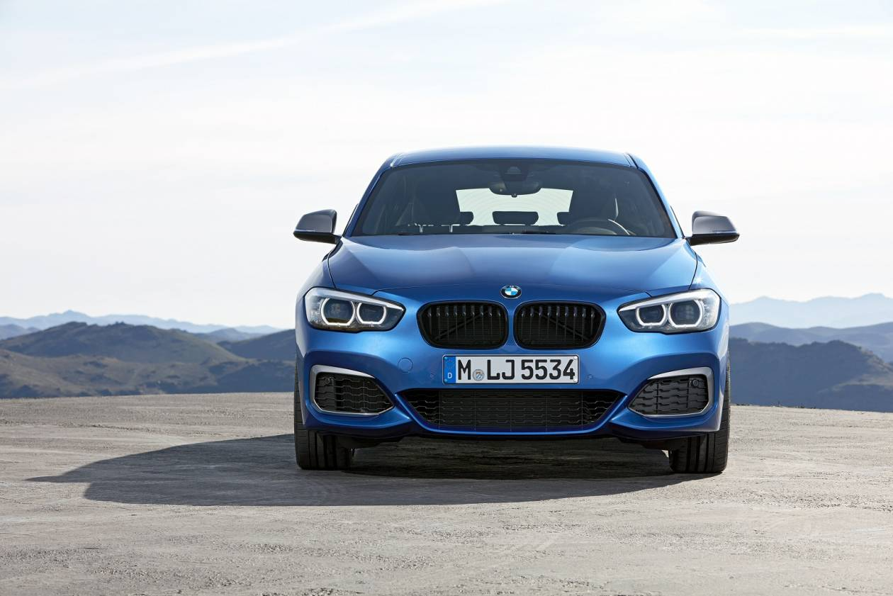 Image 2: BMW 1 Series Hatchback M135i Xdrive 5dr Step Auto