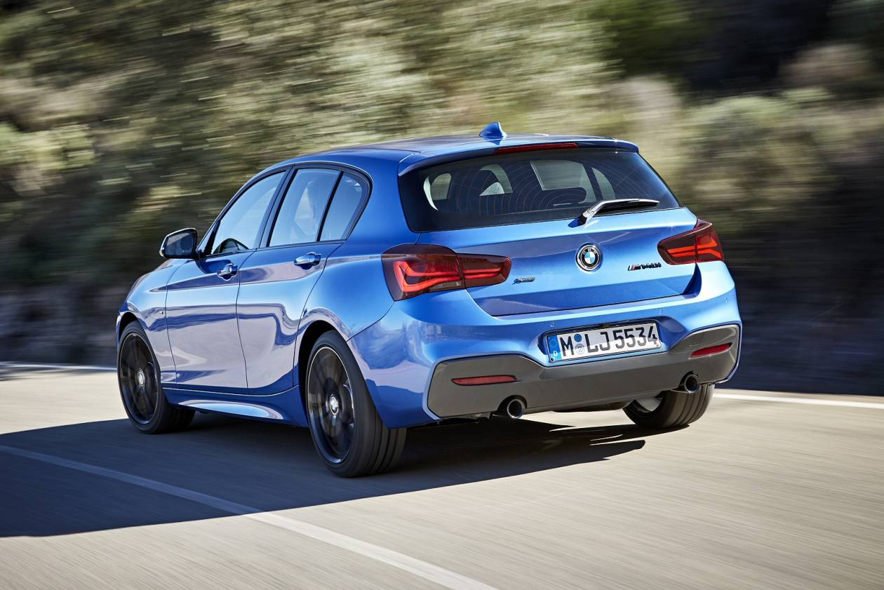 Image 5: BMW 1 Series Hatchback M135i Xdrive 5dr Step Auto