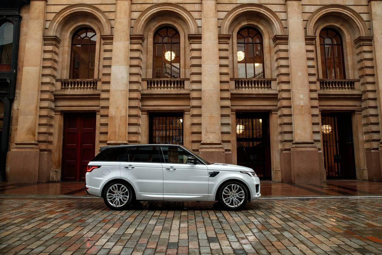 Image 1: Land Rover Range Rover Sport Estate 2.0 P400e HSE Dynamic 5dr Auto