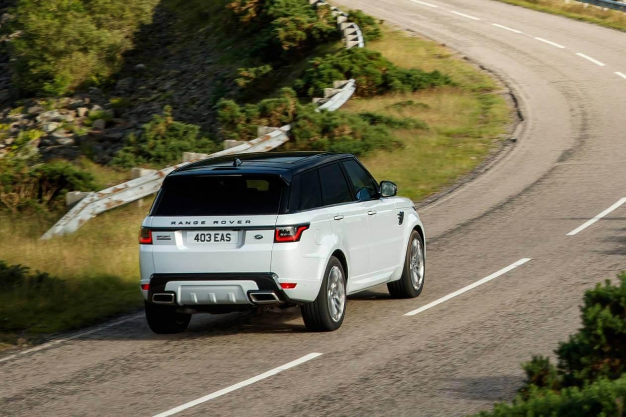Image 3: Land Rover Range Rover Sport Estate 2.0 P400e HSE Dynamic 5dr Auto