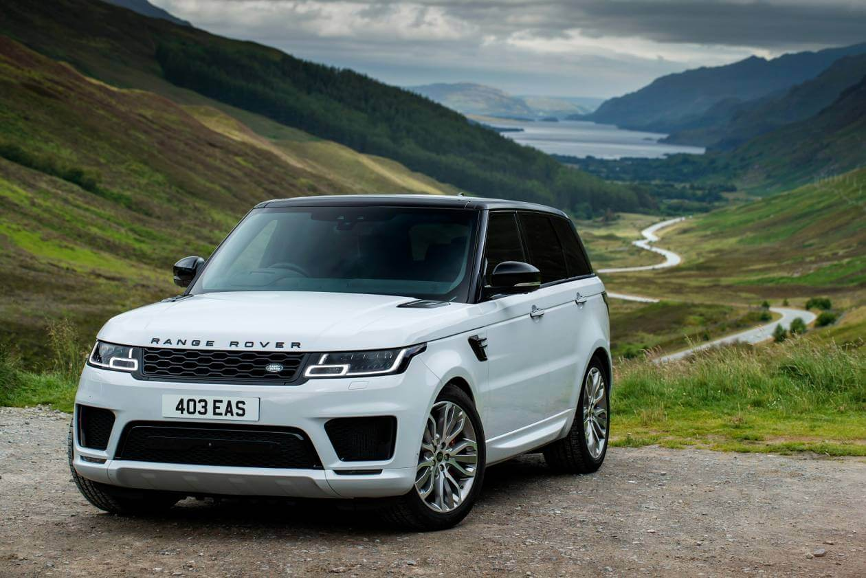 Image 6: Land Rover Range Rover Sport Estate 2.0 P400e HSE Dynamic 5dr Auto