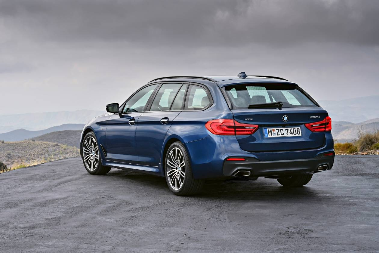 BMW 520i M Sport 5dr Auto [Tech/Plus Pack]