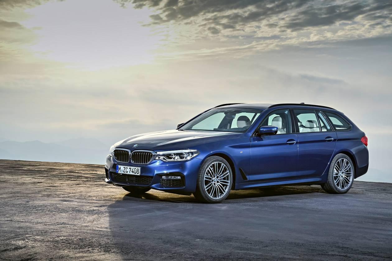 Image 5: BMW 5 Series Diesel Touring 520D M Sport 5dr Auto