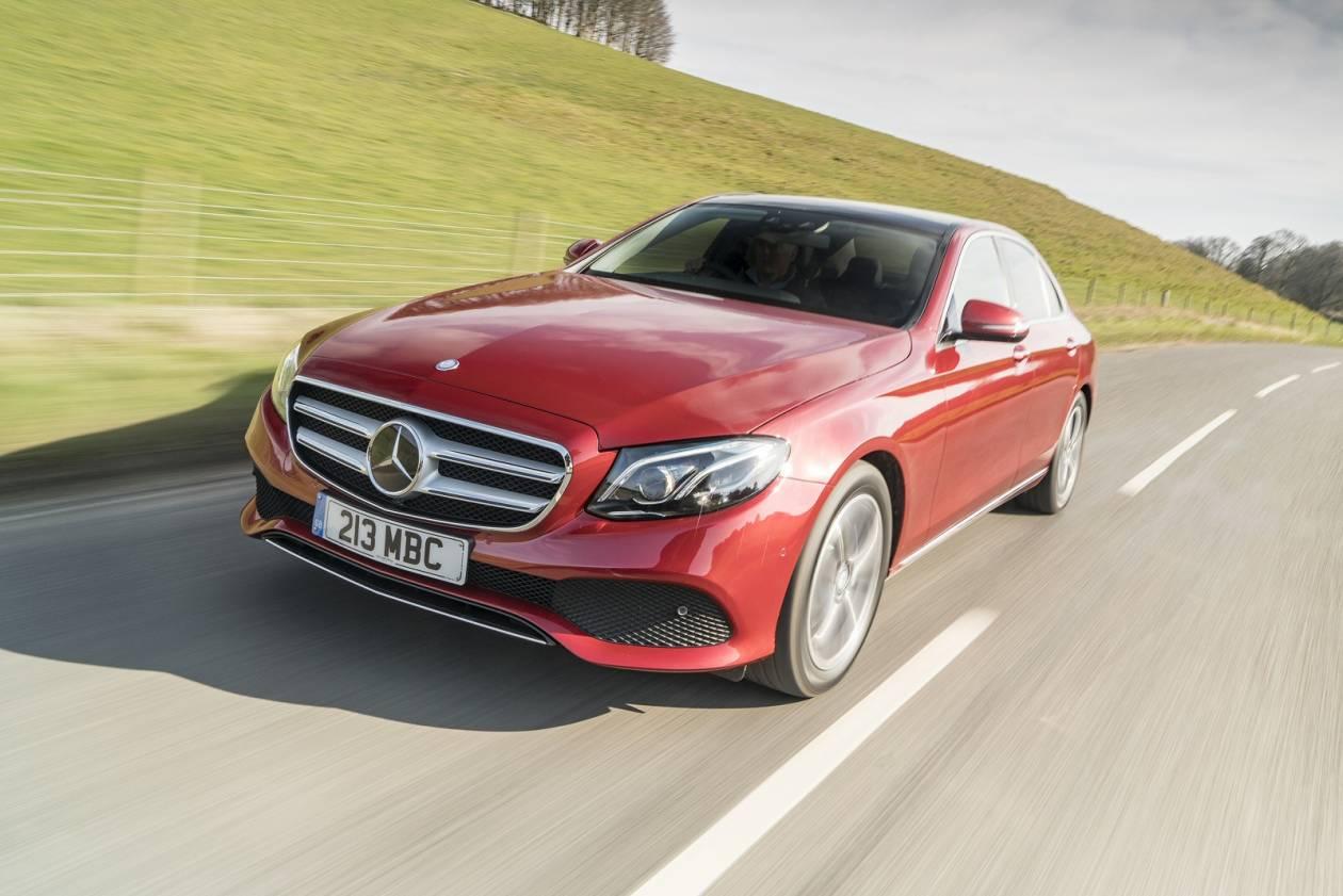 Image 2: Mercedes-Benz E Class Diesel Saloon E220d AMG Line Premium 4dr 9G-Tronic