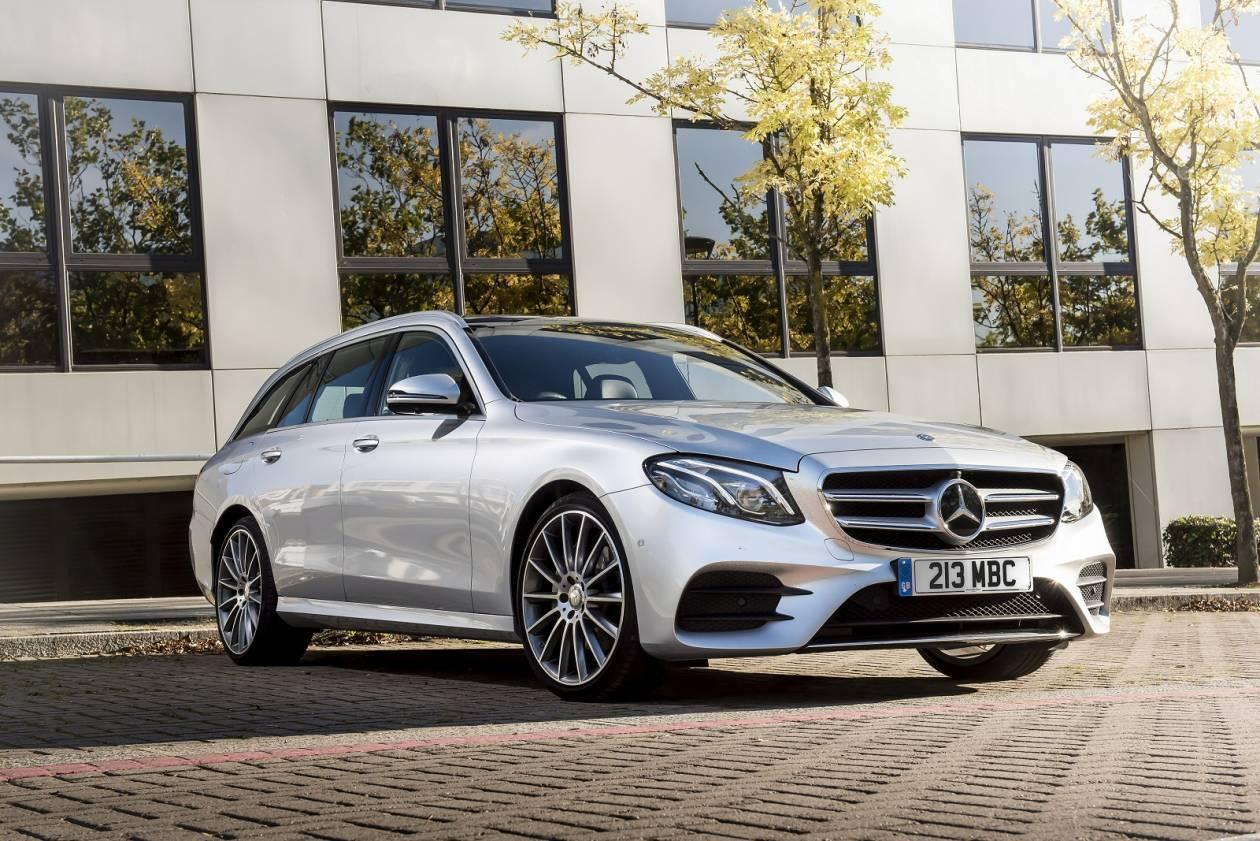 Image 3: Mercedes-Benz E Class Diesel Estate E220d AMG Line Premium 5dr 9G-Tronic