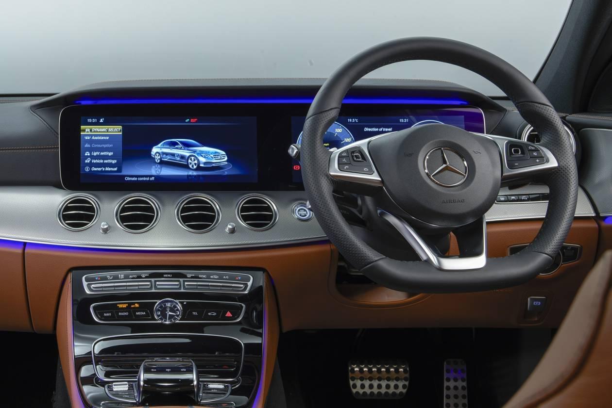 Image 4: Mercedes-Benz E Class Diesel Saloon E220d AMG Line Premium 4dr 9G-Tronic