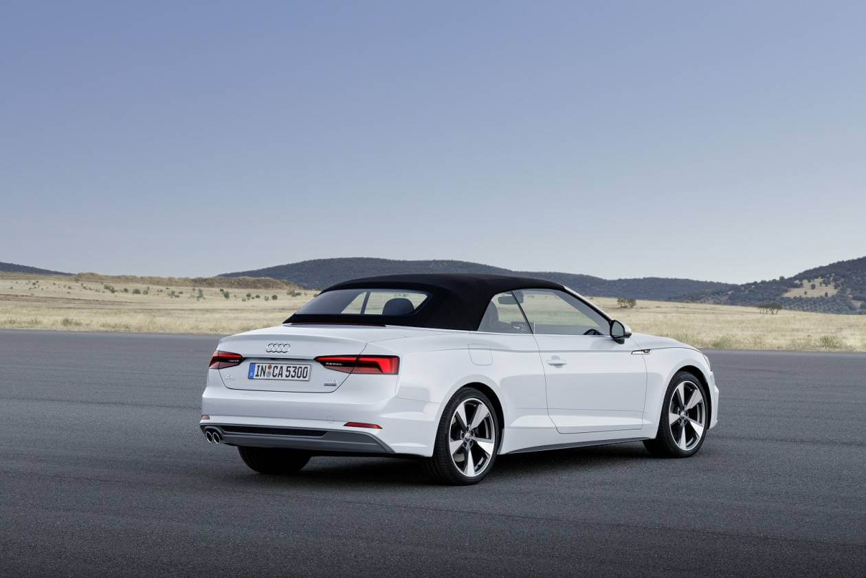 Image 2: Audi A5 Cabriolet 40 Tfsi S Line 2dr S Tronic