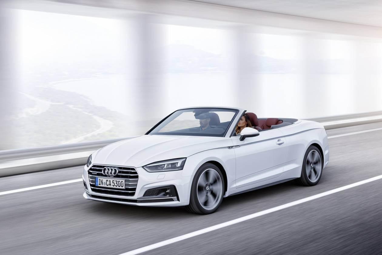 Image 3: Audi A5 Cabriolet 40 Tfsi S Line 2dr S Tronic