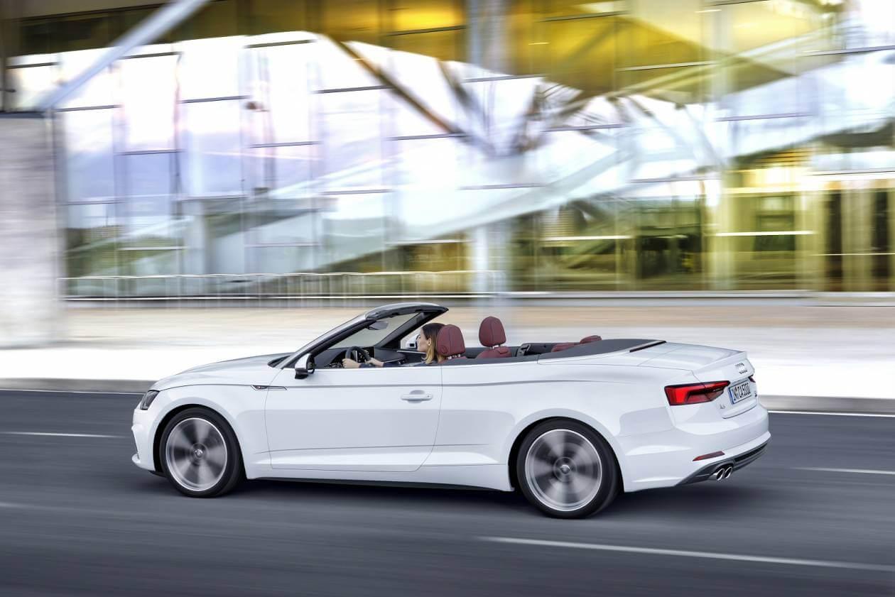 Image 4: Audi A5 Cabriolet 40 Tfsi S Line 2dr S Tronic