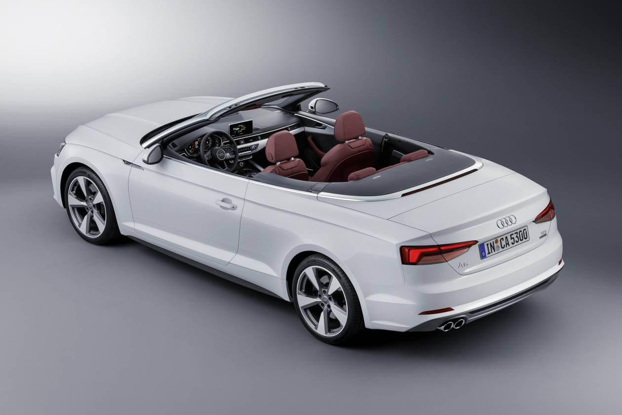 Image 5: Audi A5 Cabriolet 40 Tfsi S Line 2dr S Tronic