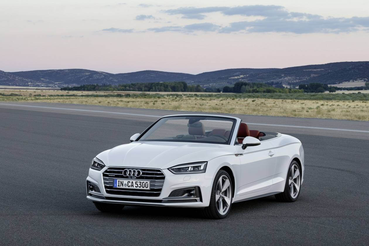 Image 6: Audi A5 Cabriolet 40 Tfsi S Line 2dr S Tronic