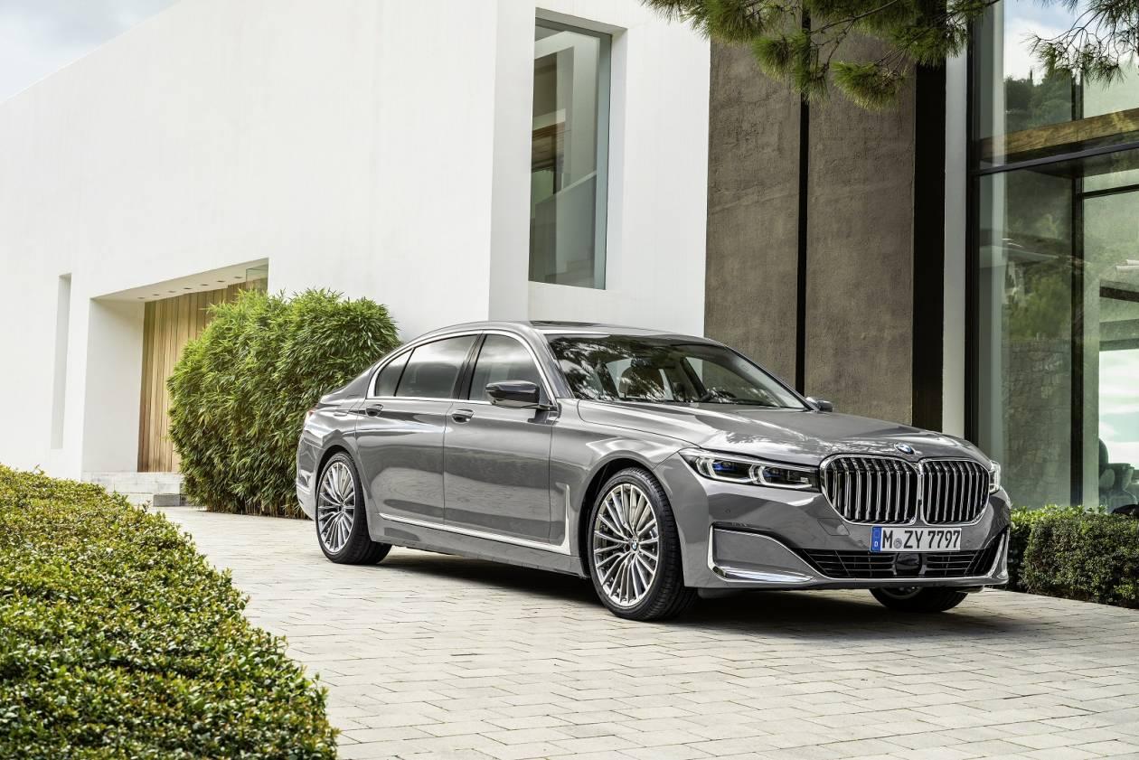 Image 4: BMW 7 Series Saloon 745E 4dr Auto