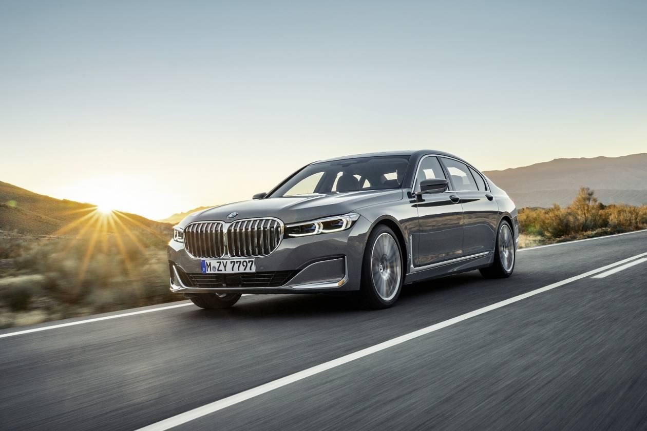 Image 6: BMW 7 Series Saloon 745E 4dr Auto
