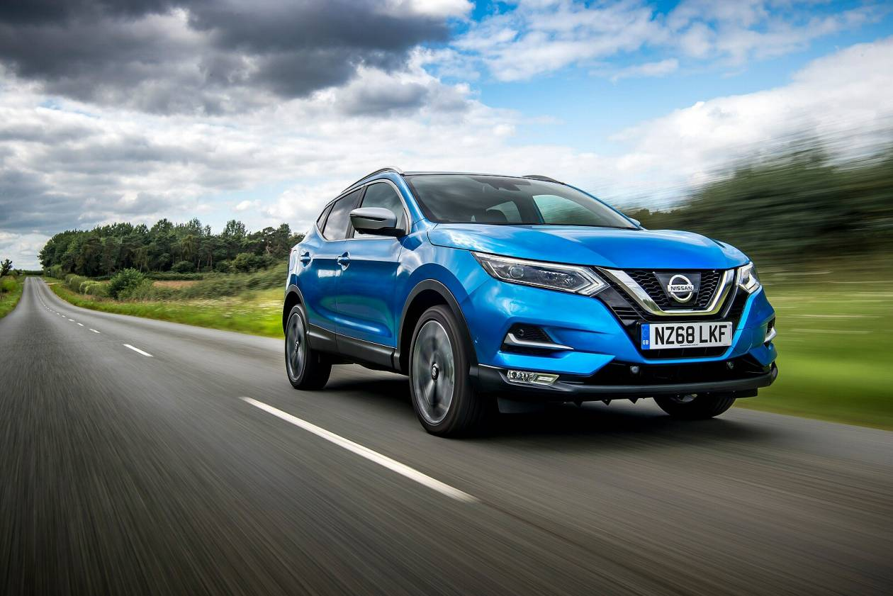 Image 3: Nissan Qashqai Hatchback 1.3 DIG-T N-Connecta 5dr [glass Roof Pack]