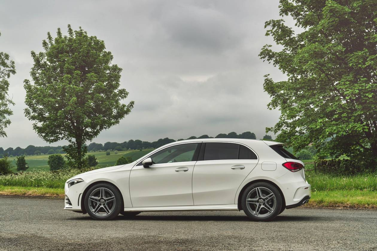 MERCEDES-BENZ A180 Sport Executive 5dr