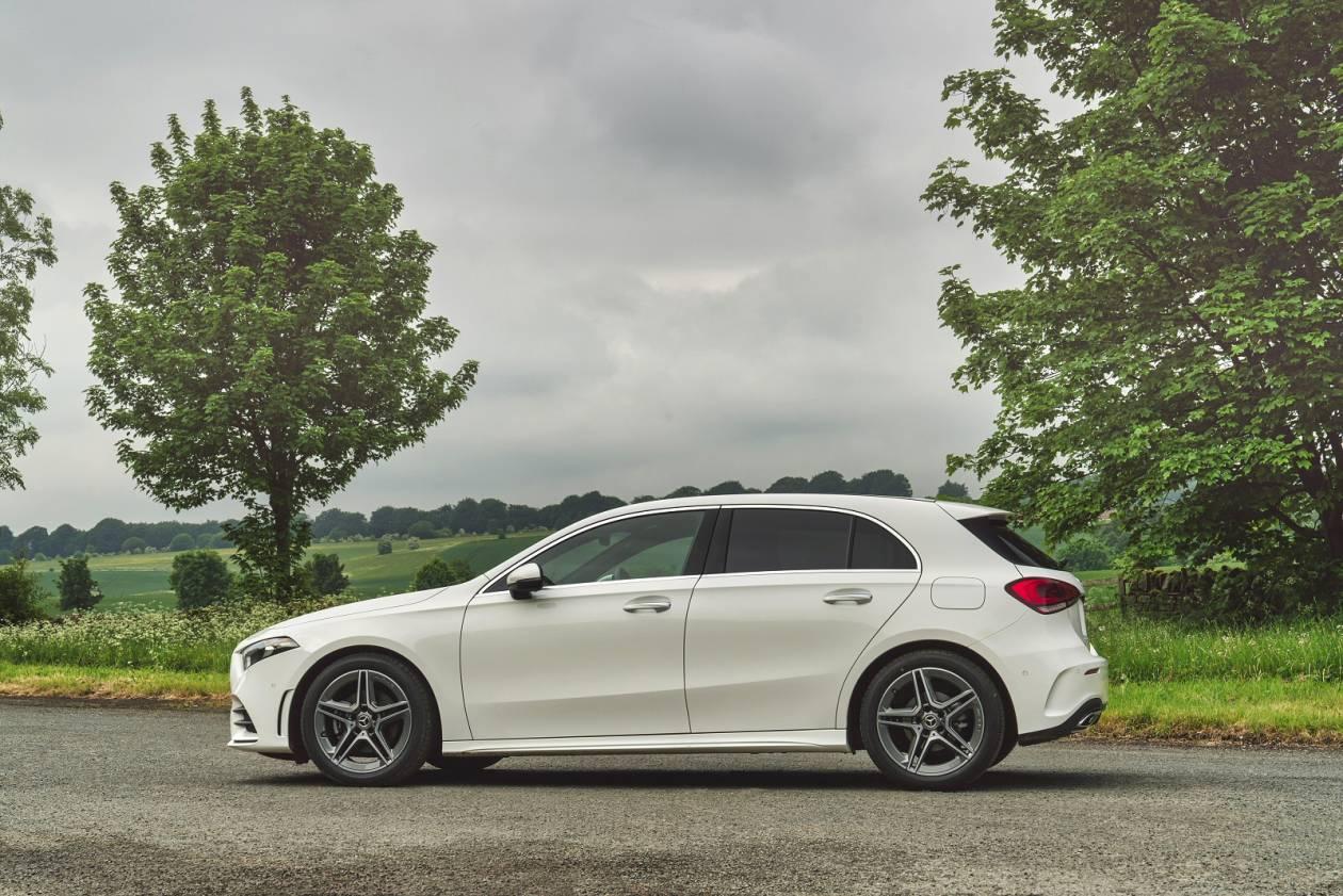 Image 1: Mercedes-Benz A Class Diesel Hatchback A200d AMG Line Premium 5dr Auto
