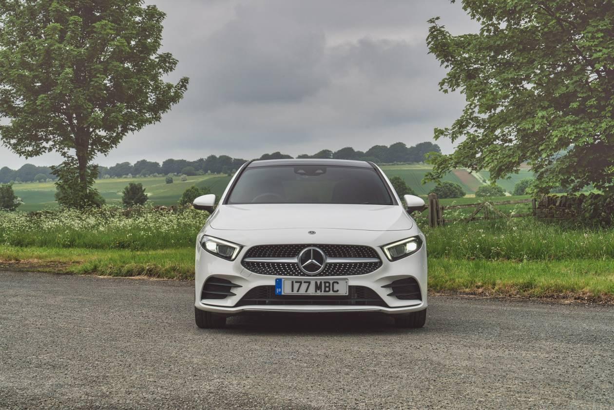 Image 3: Mercedes-Benz A Class Diesel Hatchback A200d AMG Line Premium 5dr Auto