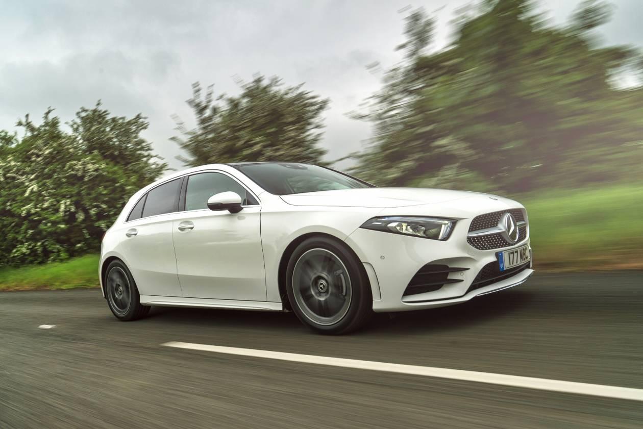 Image 5: Mercedes-Benz A Class Diesel Hatchback A200d AMG Line Premium 5dr Auto