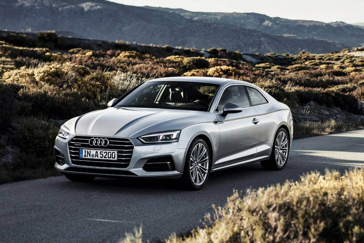 Image 6: Audi A5 Coupe 40 Tfsi S Line 2dr S Tronic [tech Pack]