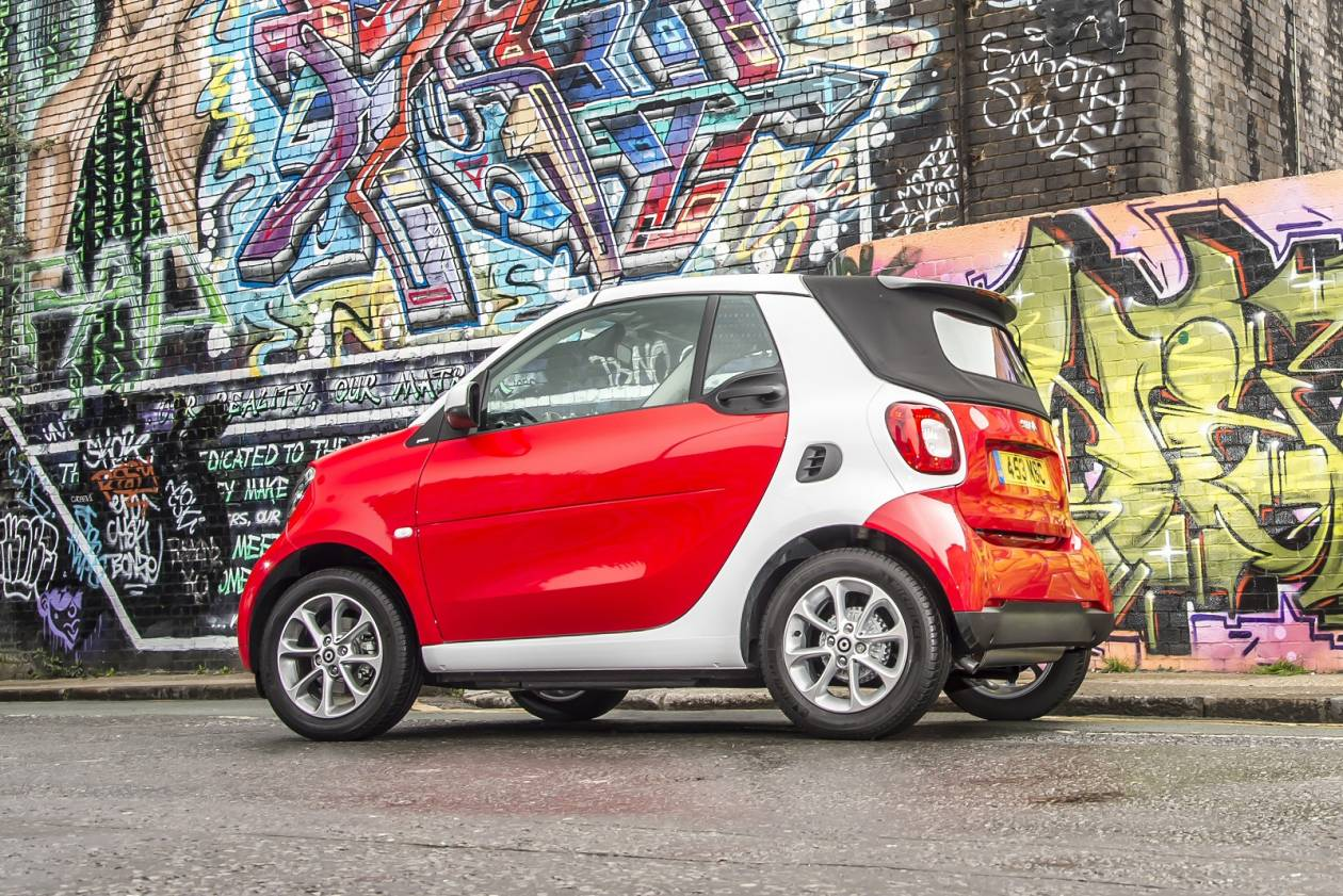 SMART 0.9 Turbo Prime 2dr