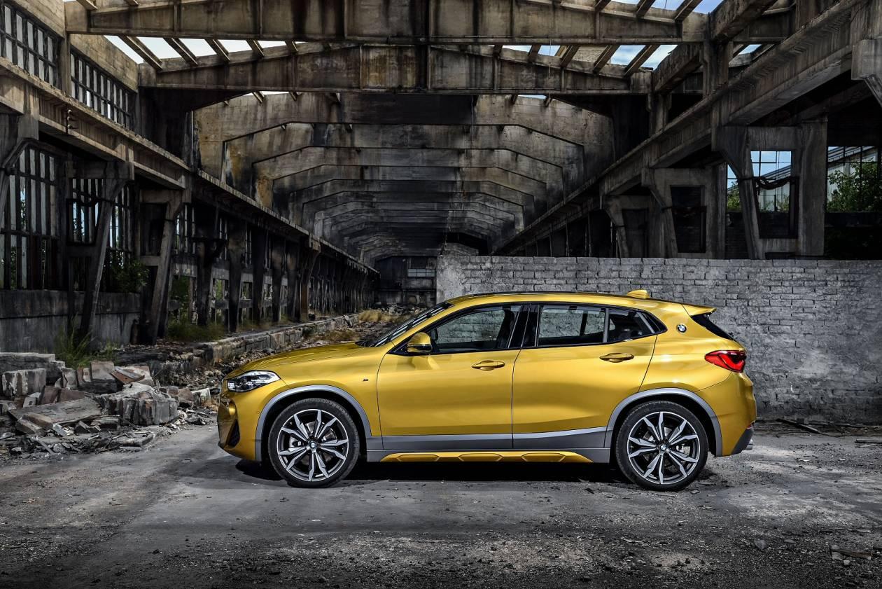 BMW xDrive 18d M Sport X 5dr