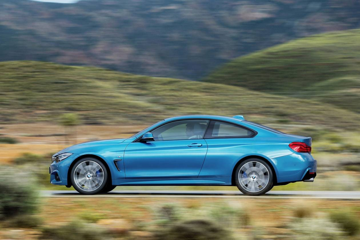 BMW 420d [190] M Sport 2dr Auto [Professional Media]