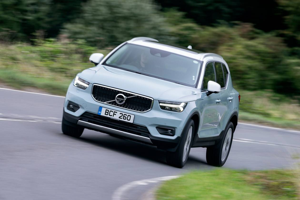 Image 4: Volvo XC40 Estate 2.0 T4 Inscription 5dr AWD Geartronic