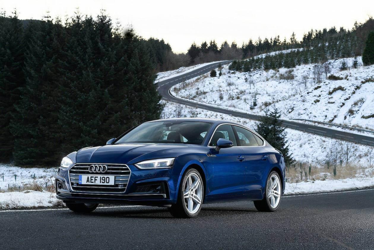Image 2: Audi A5 Sportback 35 Tfsi S Line 5dr S Tronic