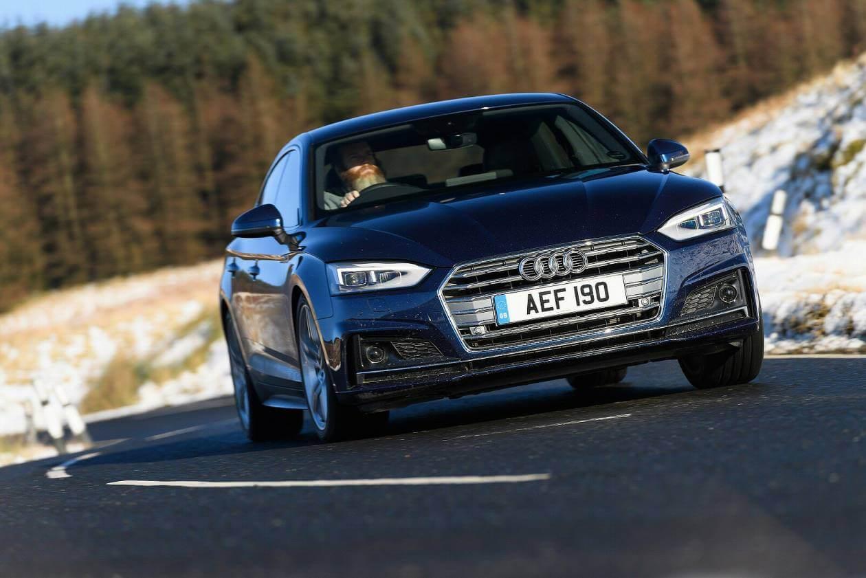 Image 3: Audi A5 Sportback 35 Tfsi S Line 5dr S Tronic