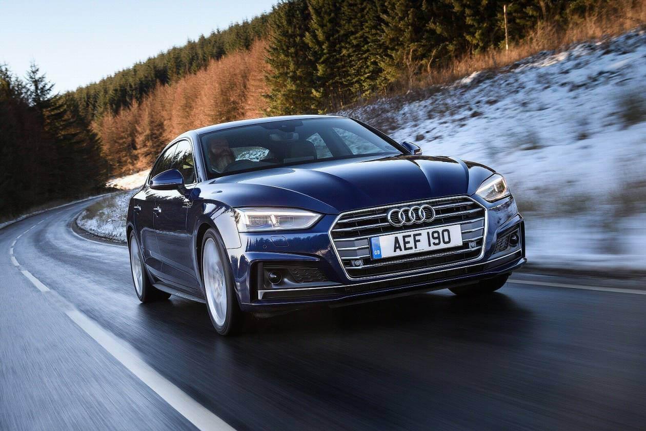 Image 4: Audi A5 Sportback 35 Tfsi S Line 5dr S Tronic