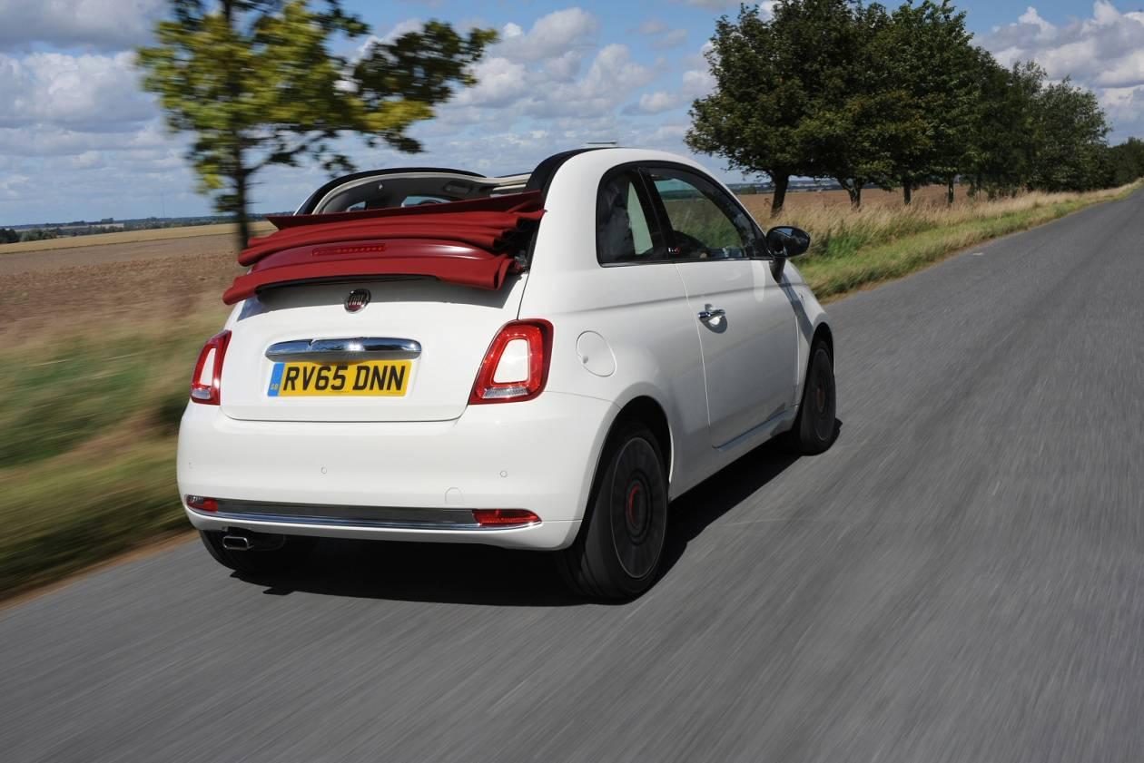Image 5: Fiat 500C Convertible 1.2 POP 2dr Dualogic