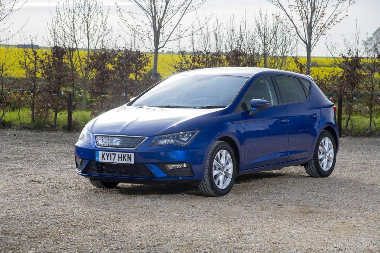 Image 4: Seat Leon Hatchback 1.5 TSI Evo FR Black Edition [EZ] 5dr