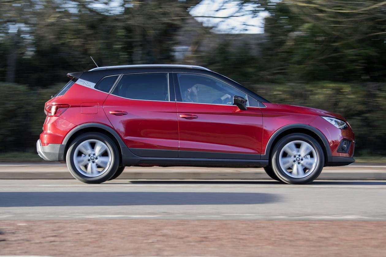 Image 4: Seat Arona Hatchback 1.0 TSI SE Technology [EZ] 5dr