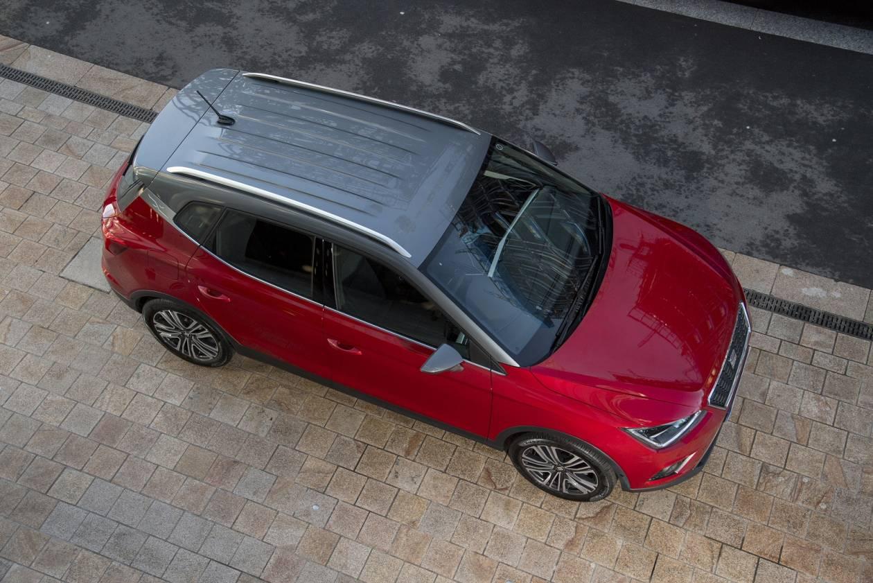 Image 6: Seat Arona Hatchback 1.0 TSI SE Technology [EZ] 5dr
