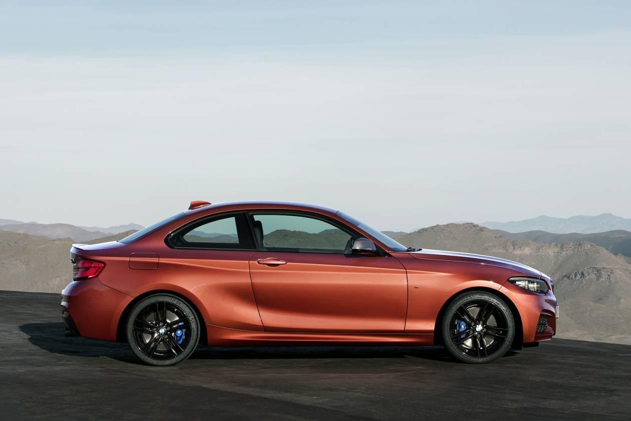 BMW 220i M Sport 2dr [Nav] Step Auto