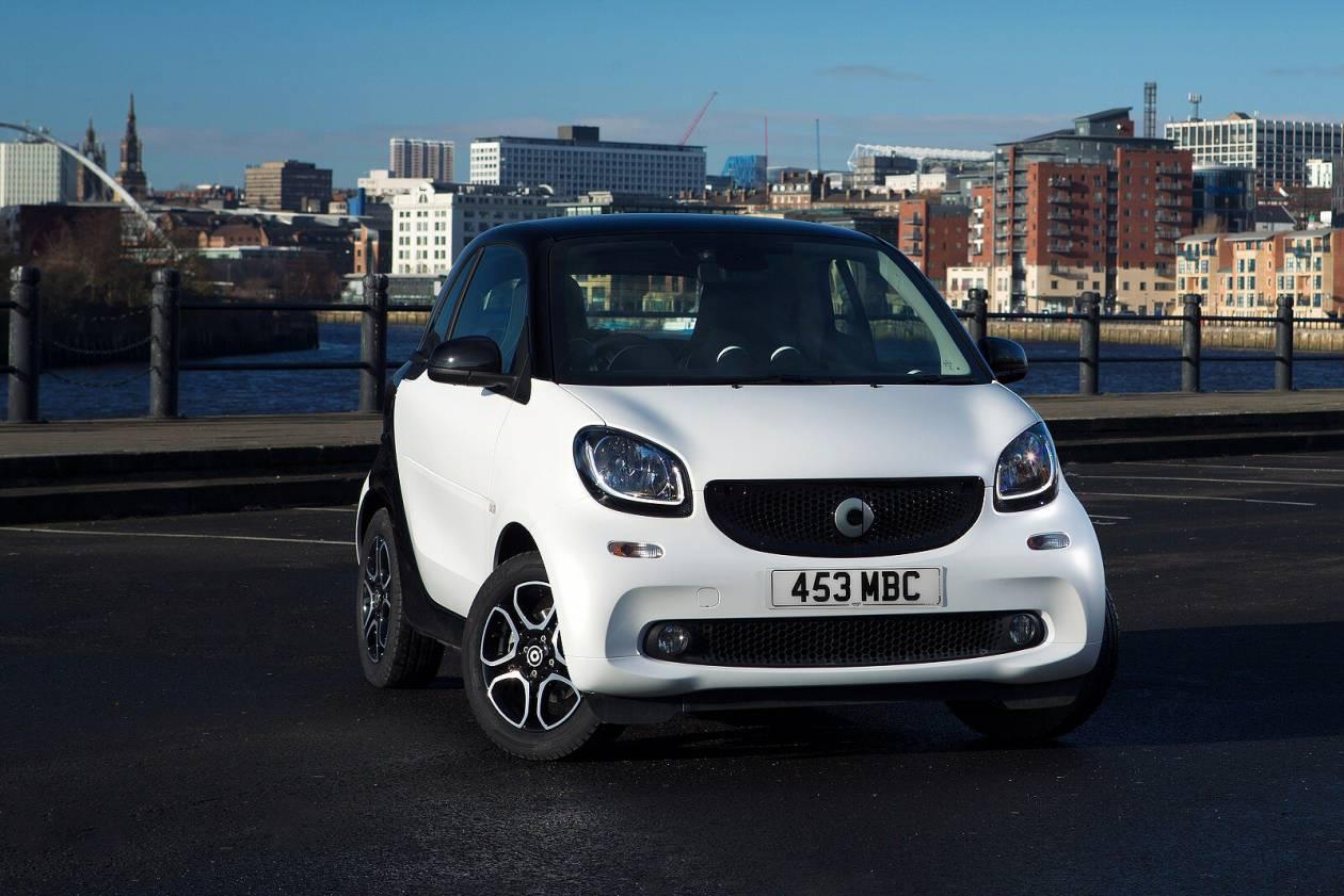 Smart Car Lease >> Smart Fortwo Coupe 0 9 Turbo Prime Premium Plus 2dr Auto