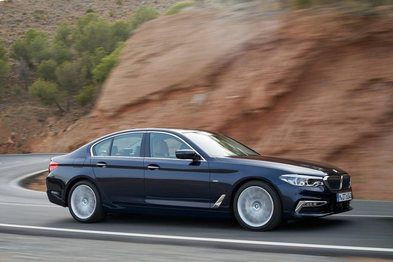 Image 4: BMW 5 Series Diesel Saloon 530D M Sport 4dr Auto