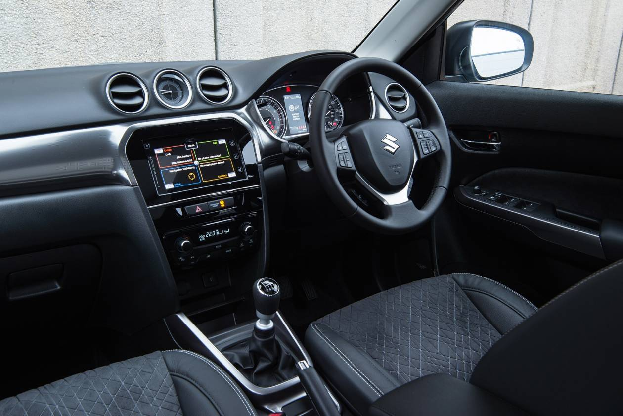 Image 4: Suzuki Vitara Estate 1.4 Boosterjet SZ-T 5dr Auto
