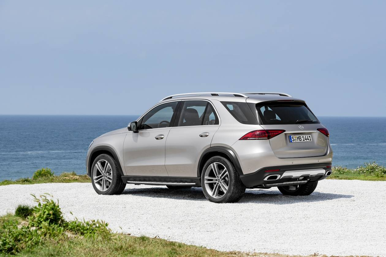 Image 3: Mercedes-Benz GLE Diesel Estate GLE 300D 4matic AMG Line 5dr 9G-Tronic [7 Seat]