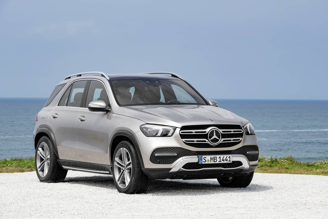 Image 4: Mercedes-Benz GLE Diesel Estate GLE 300D 4matic AMG Line 5dr 9G-Tronic [7 Seat]